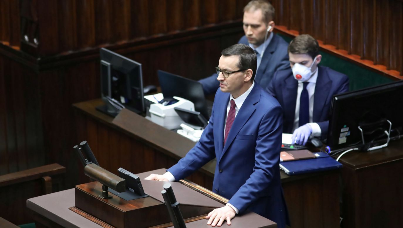 Wstępnie posiedzenie Senatu zostało zaplanowane dopiero na wtorek (fot. PAP/Leszek Szymański)