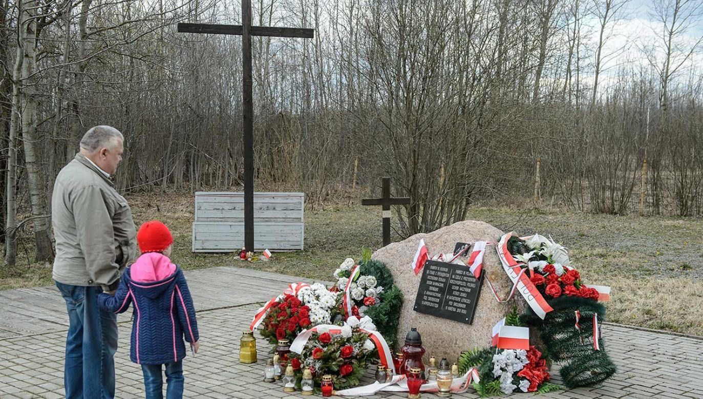 Metropolita krakowski wspomina 10 kwietnia 2010 roku (fot. PAP/Wojciech Pacewicz)