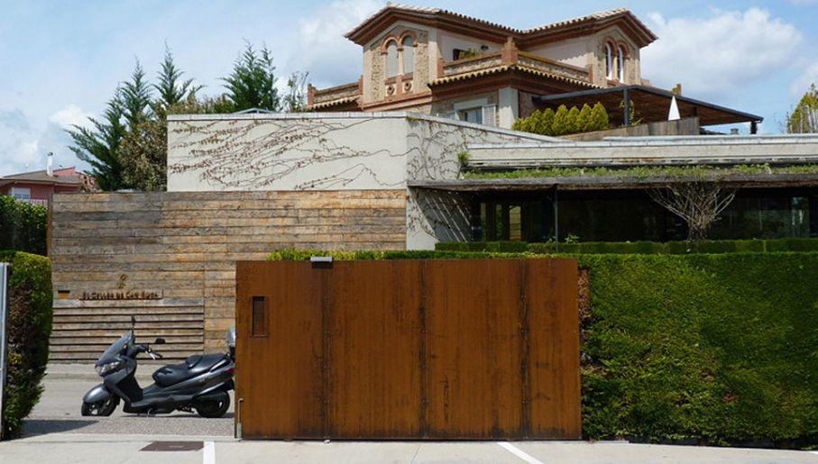 """Zwycięska restauracja """"El Celler De Can Rocca"""" znajdująca się w hiszpańskiej Gironie (fot.flickr)"""