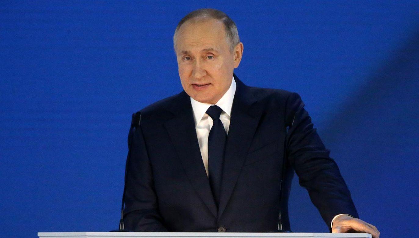 Spotkanie Putina z Bidenem (fot. Konstantin Zavrazhin/Getty Images)