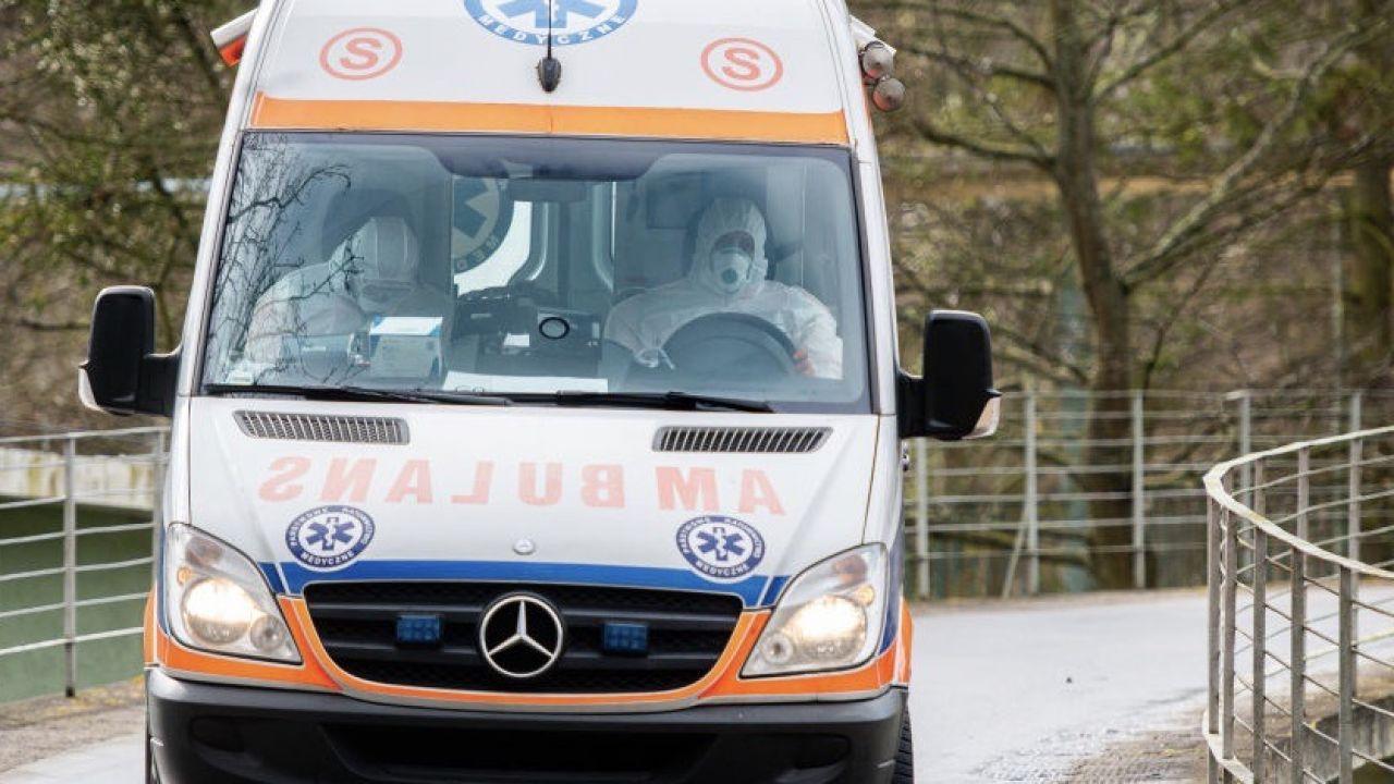 Sanepid zaapelował do mieszkańców (fot. Mateusz Slodkowski/SOPA Images/LightRocket via Getty Images)