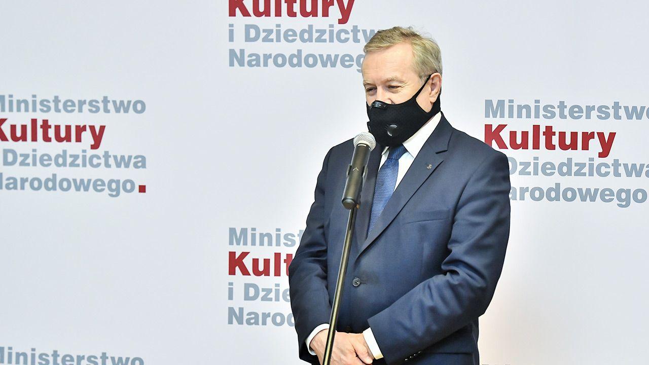 Uczestnicy ferii będą mogli zwiedzić zabytkowe sale rezydencji królów Polski (fot. PAP/Andrzej Lange)