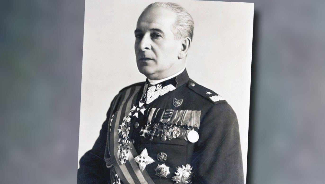Bolesław Wieniawa-Długoszowski to jedna z najbarwniejszych postaci w historii Polski (fot. Wiki)