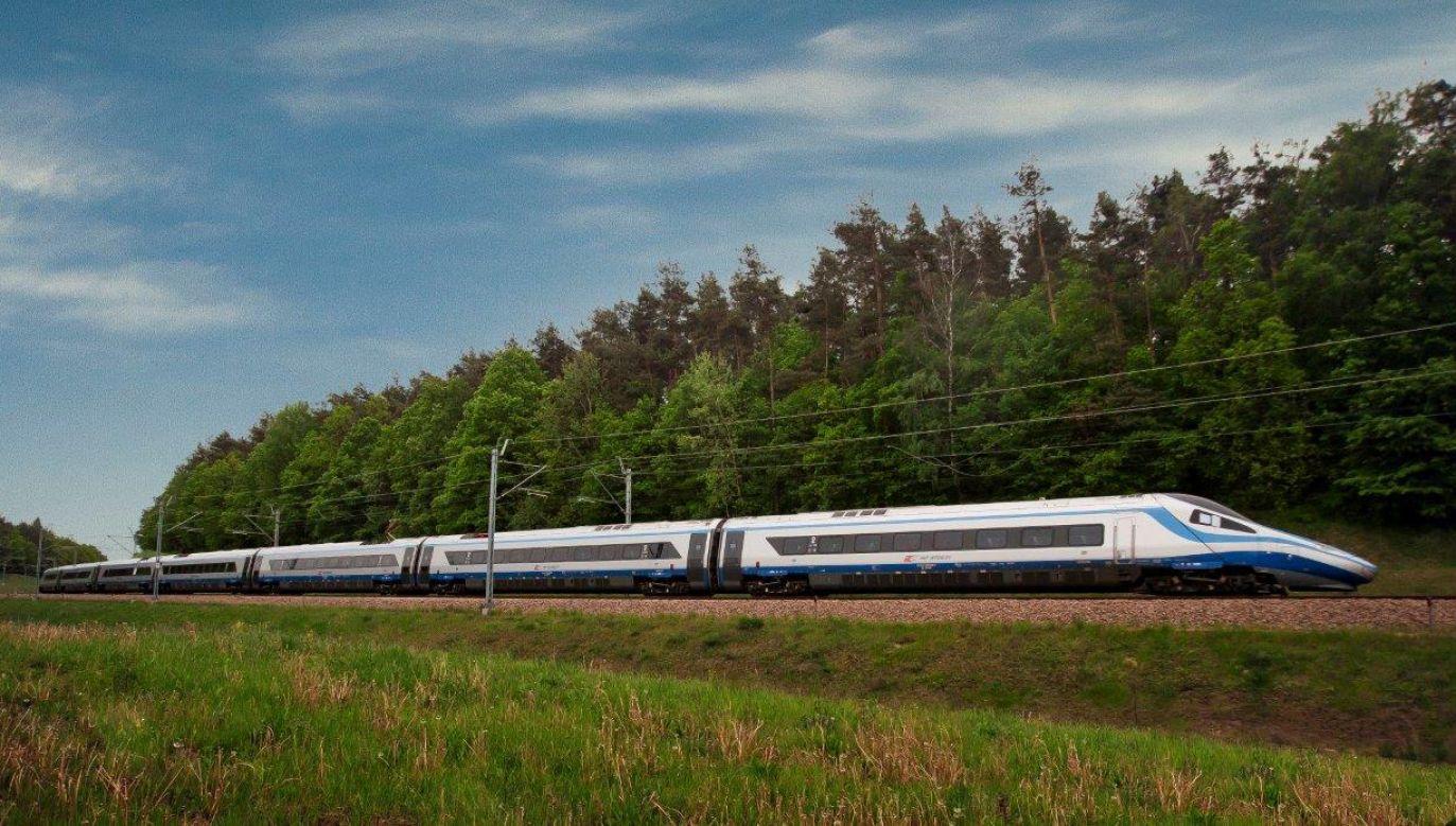 Od niedzieli obowiązuje nowy rozkład jazdy pociągów (fot. PKP Intercity)