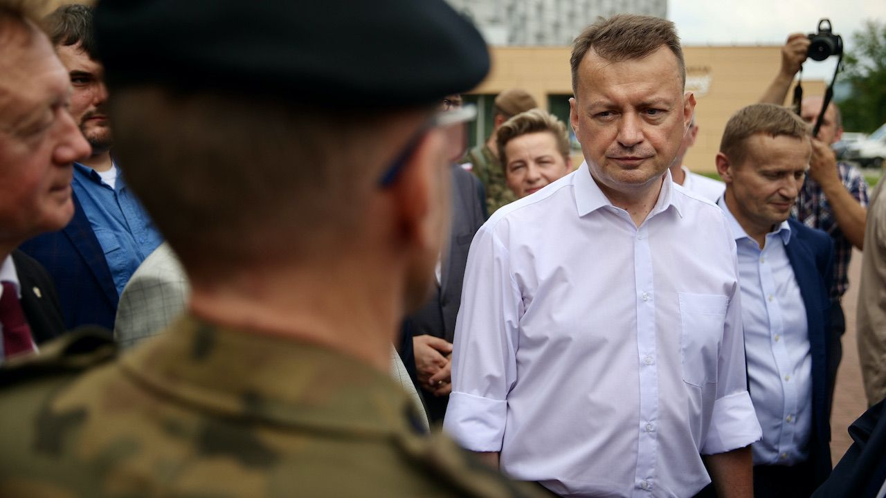 Zapadła decyzja ws. defilady w Święto Wojska Polskiego (fot. PAP/Ł.Gągulski)
