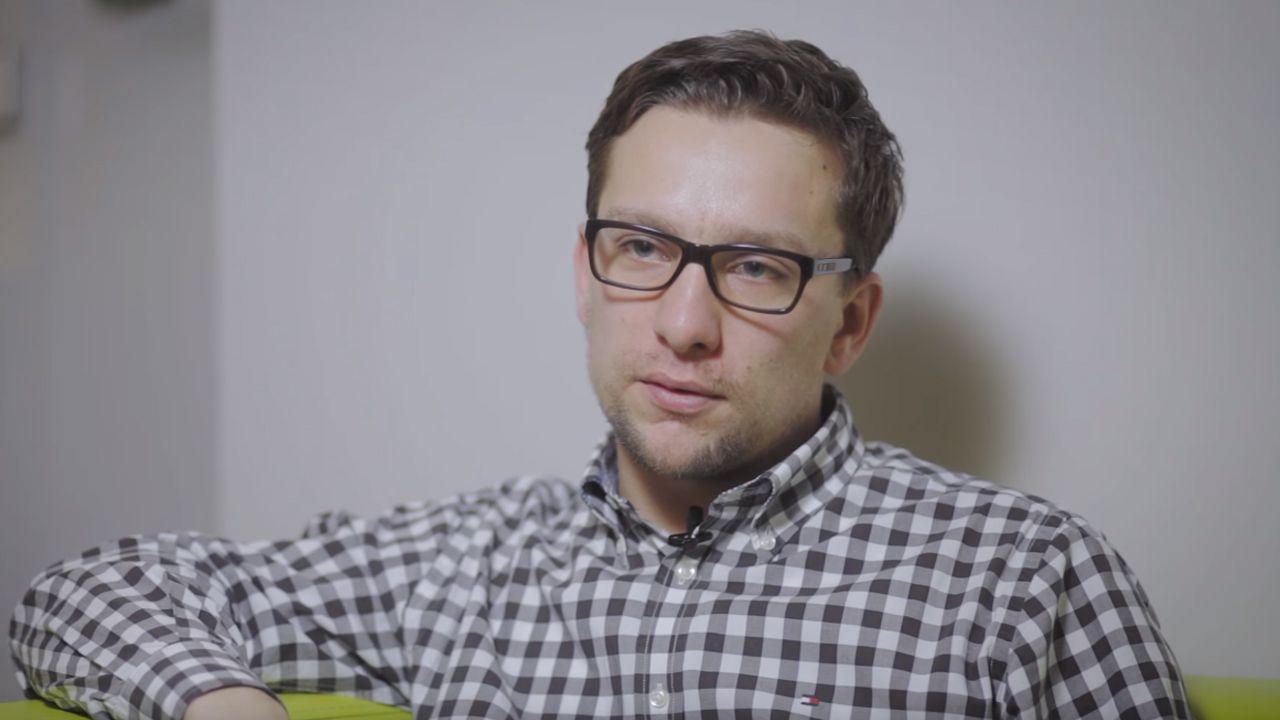 Marek Bosak (fot. YouTube)
