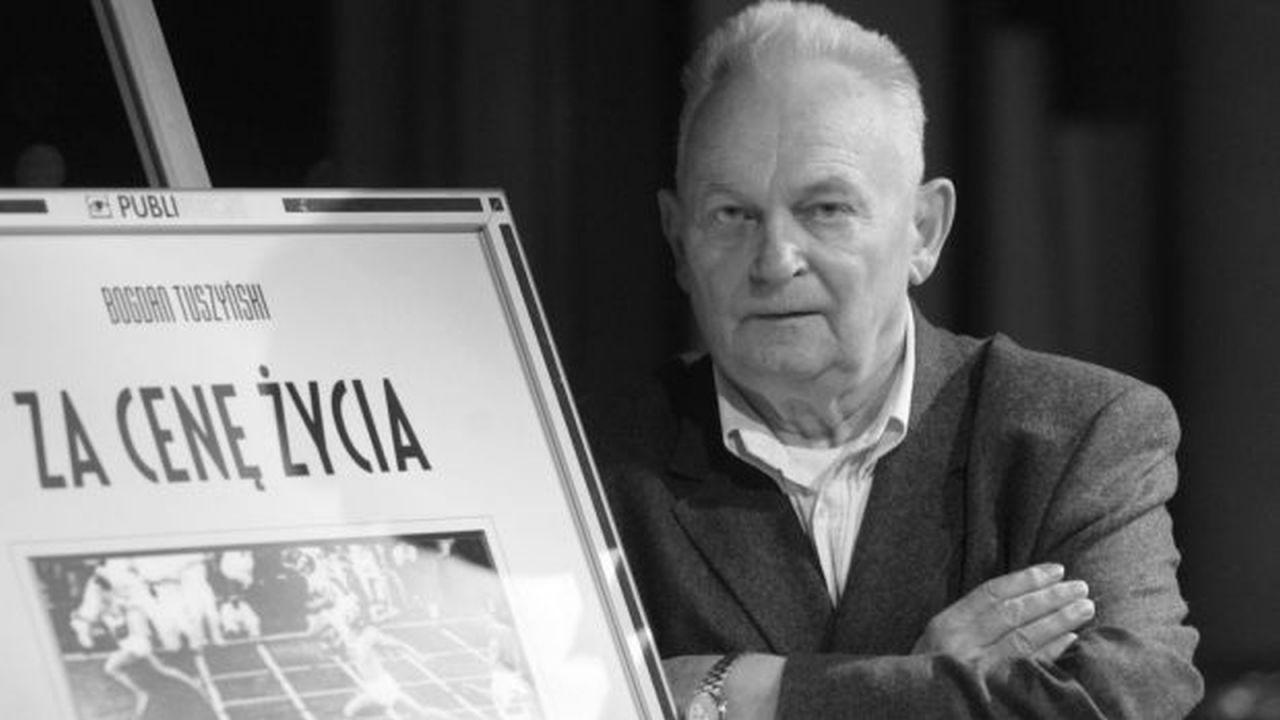 Bogdan Tuszyński (fot. PAP/Bartłomiej Zborowski)