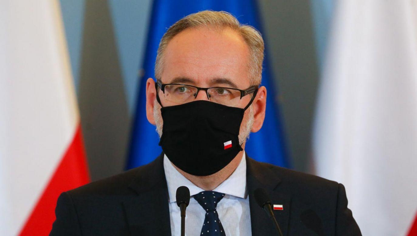 Obostrzenia w walce z koronawirusem. Rząd przedłuży lockdown? (fot.  PAP/Leszek Szymański)
