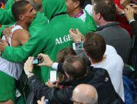 Złoto w biegu na 1500 metrów zdobył reprezentant Algierii (fot. Getty Images)
