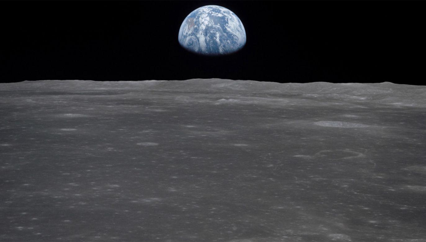 """Celem programu """"Artemis"""" jest ponowne wysłanie człowieka na Księżyc (fot. NASA)"""