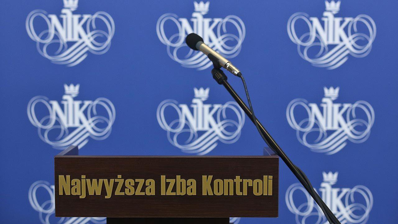NIK podejrzewa o popełnienie przestępstwa szefów MAP i MSWiA oraz szefa KPRM (fot.  PAP/Rafał Guz)