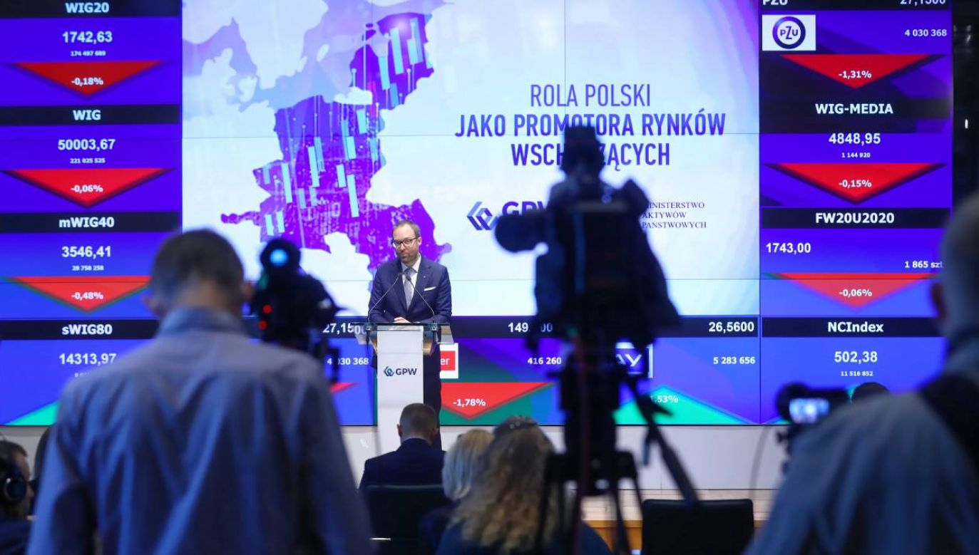 Postanowienia porozumienia nie mają charakteru wiążącego (fot.PAP/Rafał Guz)