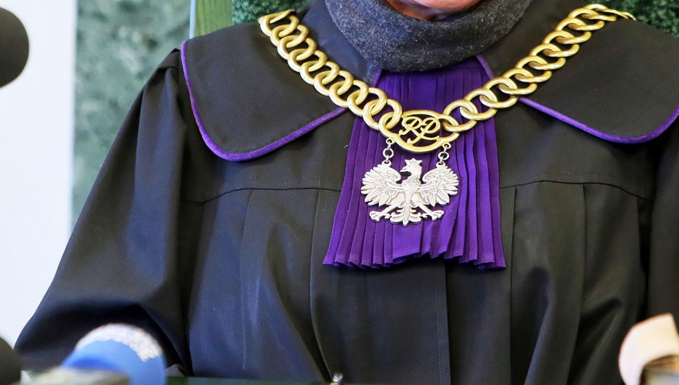 W uchwale Trzech Izb SN zakwestionowano wybór sędziów wyłonionych przez KRS (fot. PAP/Artur Reszko)