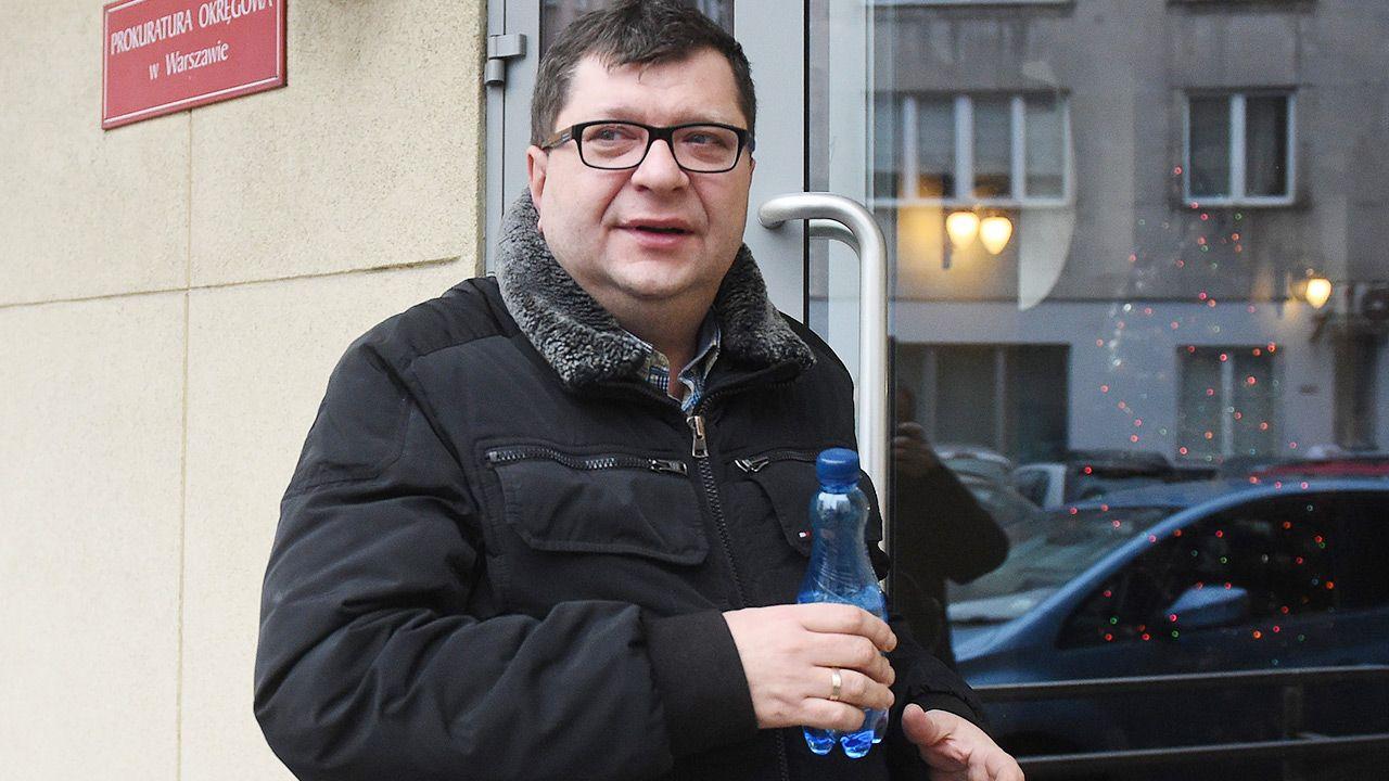Zbigniew Stonoga (fot. PAP/Radek Pietruszka)