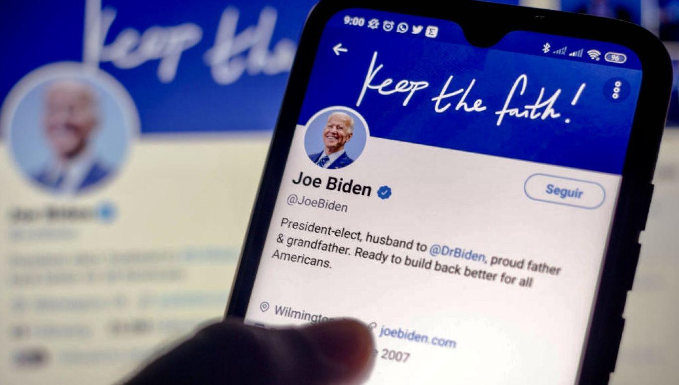 Przedstawiciel Joego Bidena uznał ten krok za niesatysfakcjonujący (fot. R.Henrique/SOPA/LightRocket/Getty Images)