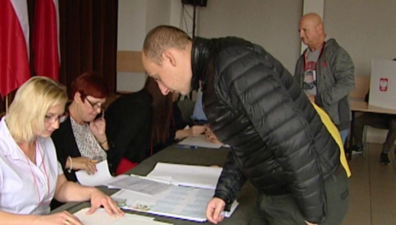 Cisza wyborcza obowiązuje do niedzieli do godz. 21 (fot. TVP Info)