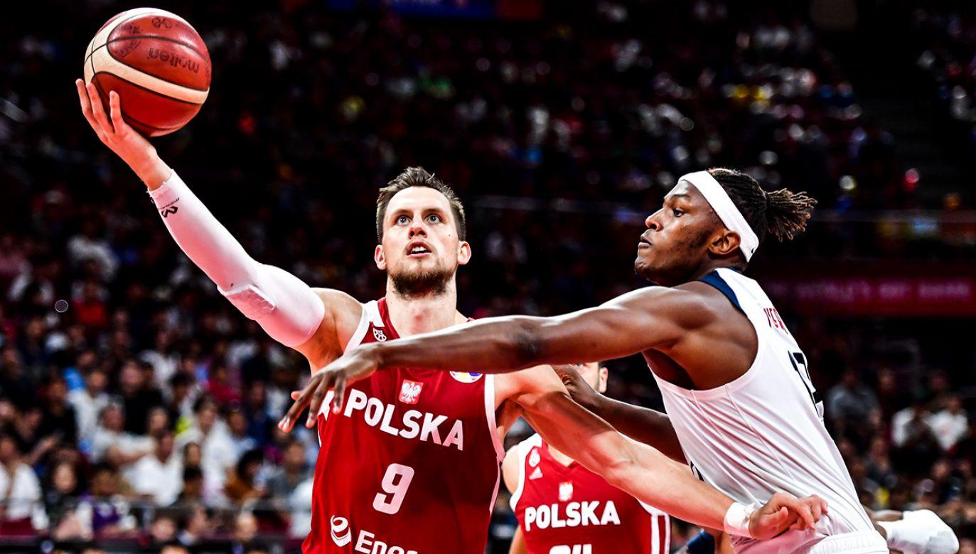 Koszykarska reprezentacja Polski poznała rywali w kwalifikacjach Igrzysk Olimpijskich w Tokio w 2020 r. (fot. DI YIN/Getty Images)