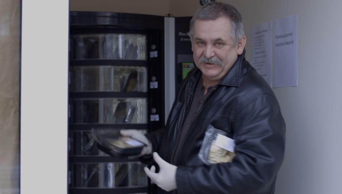 W pierogomacie dostępne są różne smaki: ruskie, z mięsem, soczewicą, kapustą i grzybami, a także kopytka (fot. Poland In)