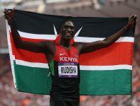 David Rudisha ustanowił fantastyczny rekord świata i zdobył złoto na 800 metrów (fot. Getty Images)