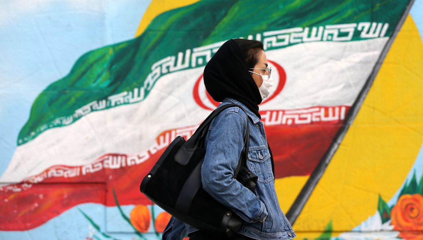 W Iranie 20 marca nastanie 1 farwardin 1399 roku (fot. Fatemeh Bahrami/Anadolu Agency via Getty Images)