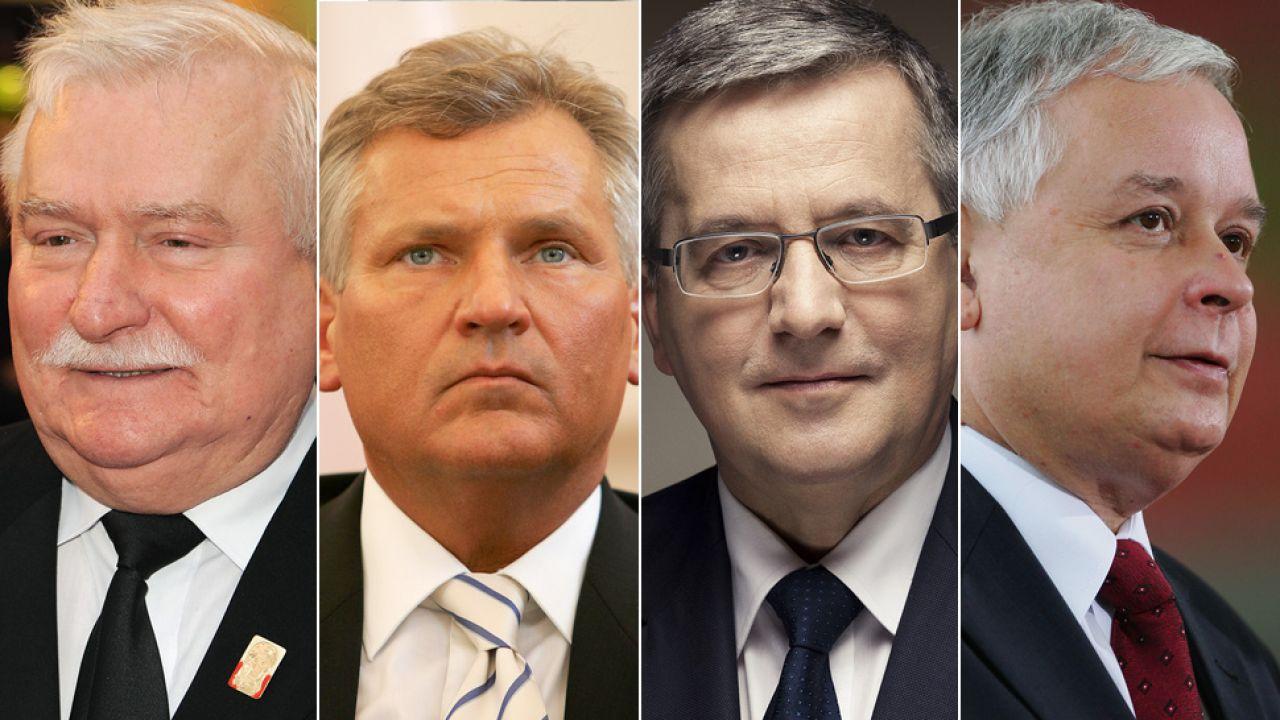 Każdy z prezydentów skorzystał z przysługującego mu prawa do ułaskawienia (fot. Materiały prasowe/ Getty Images (3)