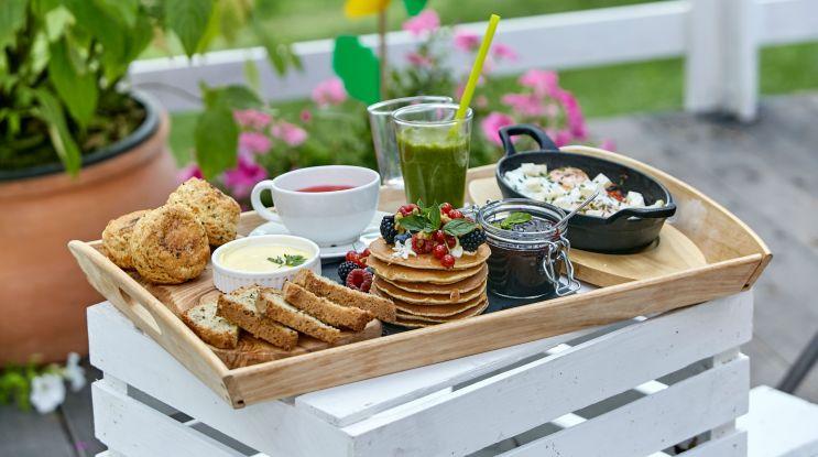 Śniadanie mistrzów Marysi