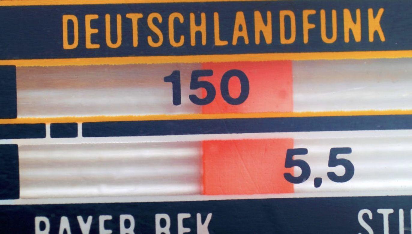 """""""Przejaskrawiliśmy"""" – wyjaśnia teraz Radio Niemcy (fot. Leber\ullstein bild via Getty Images)"""