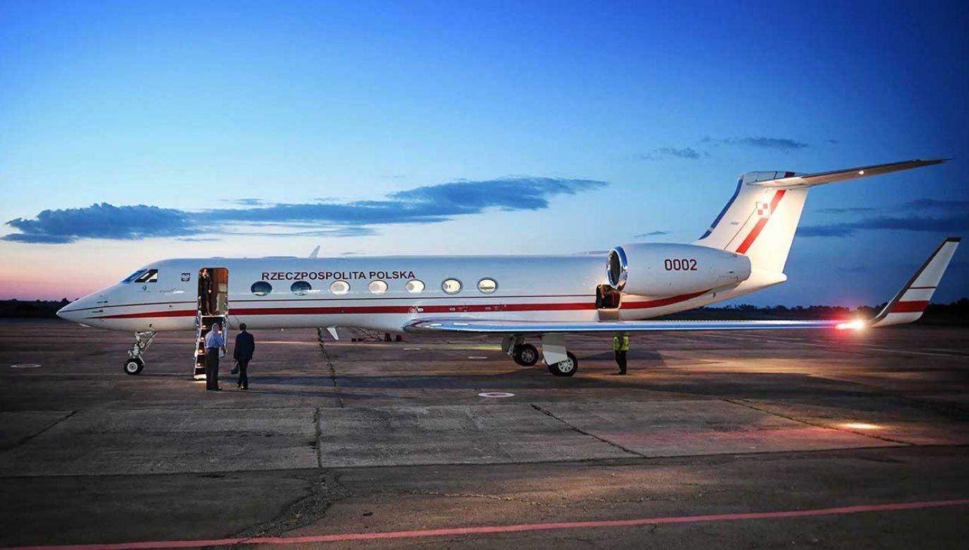 W środę na stronie internetowej Sejmu zostanie opublikowana uaktualniona lista lotów byłego marszałka Sejmu Marka Kuchcińskiego (fot. arch. PAP/Radek Pietruszka)