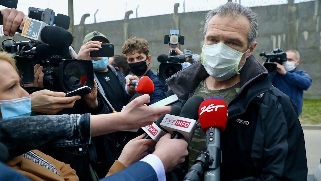 """Nowak miał """"nie zauważyć"""" naruszenia za 9 mln euro (fot. PAP/T.Gzell)"""
