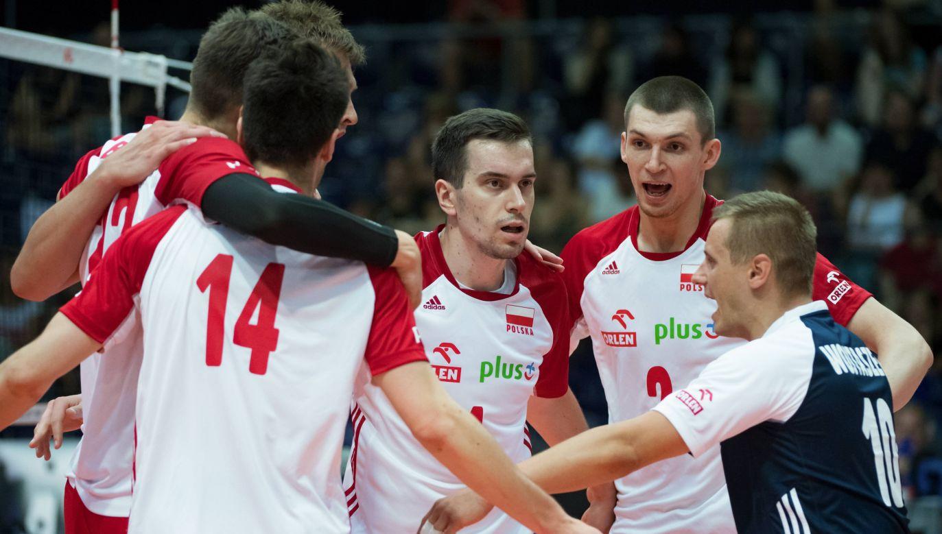 W fazie interkontynentalnej biało-czerwoni przegrali z Rosją 1:3 podczas turnieju w irańskiej Urmii (fot. PAP/dpa-Zentralbild/Hendrik Schmidt)