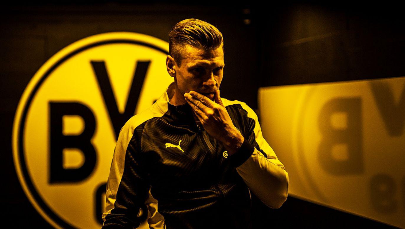 W czerwcu Łukasz Piszczek odejdzie z Borussii Dortmund (fot. Lukas Schulze/Bundesliga/DFL via Getty Images)