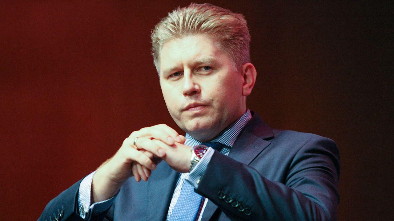 Prof. Marcin Matczak nie przyjął nominacji profesorskiej z rąk prezydenta (fot. Michal Fludra/NurPhoto via Getty Images)