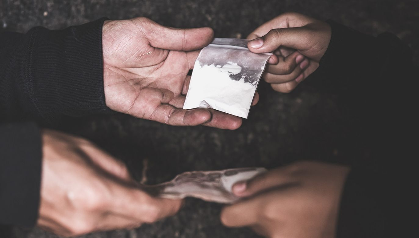 Wyrok dla handlarza narkotyków (fot. Shutterstock)