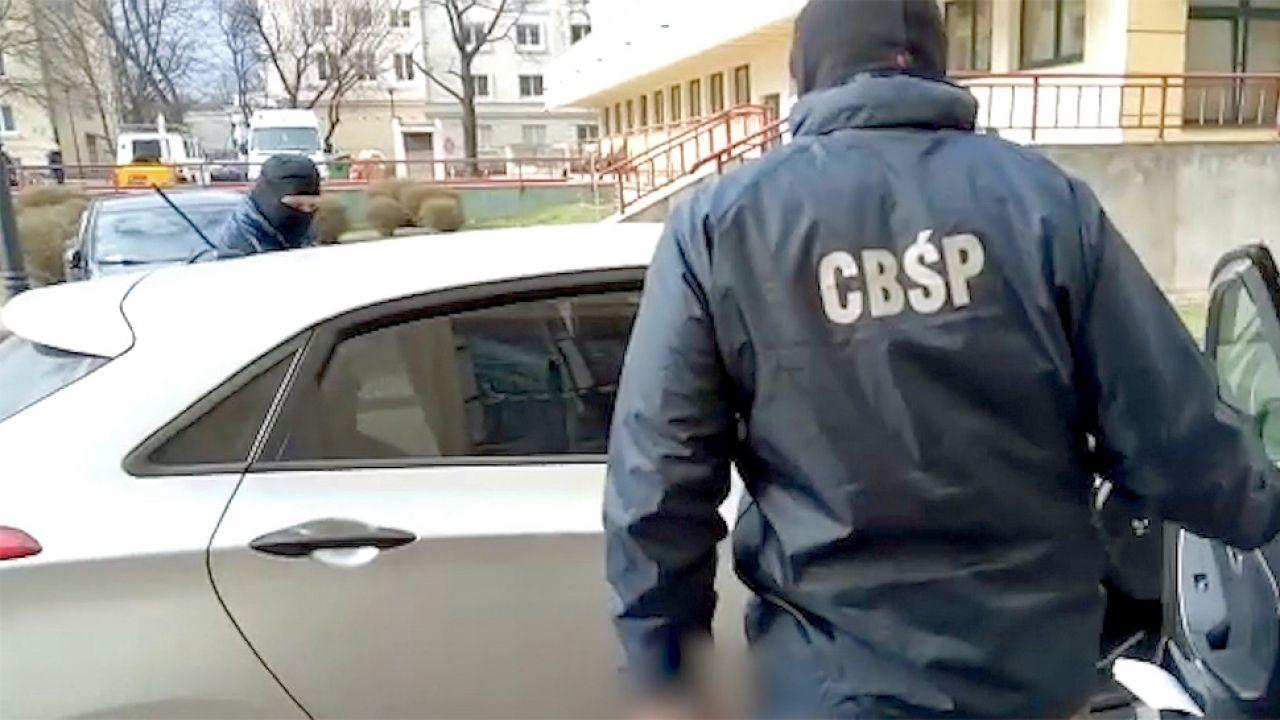 Rozbita grupa wprowadziła do obrotu 580 kg dopalaczy o wartości około 14 mln zł (fot. CBŚP)