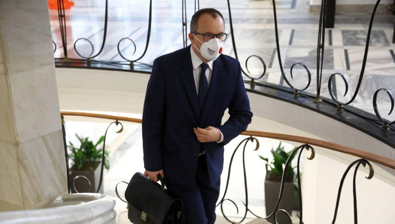 Parlament już trzykrotnie próbował wybrać następcę Adama Bodnara (fot. PAP/Rafał Guz)
