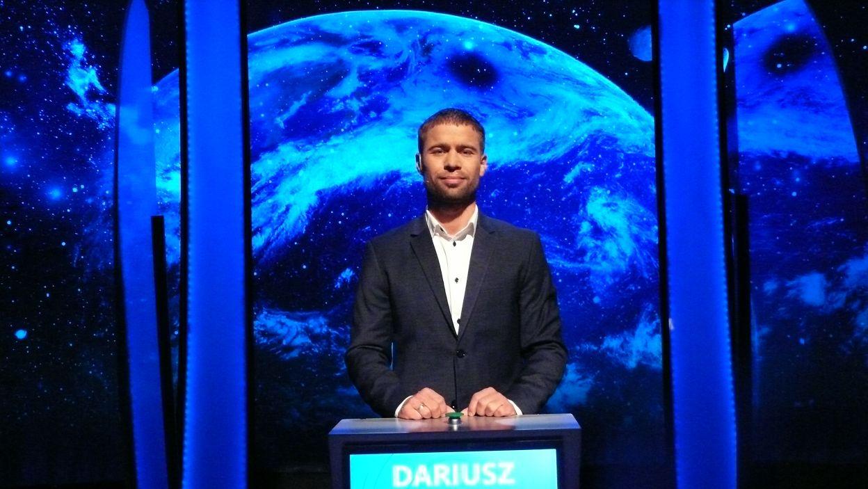 Pan Dariusz Boguszewski został zwycięzcą 5 odcinka 123 edycji
