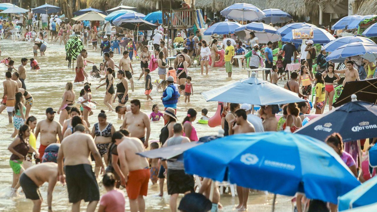 Kiedy nastąpi odbicie  w turystyce? (fot. PAP/EPA)