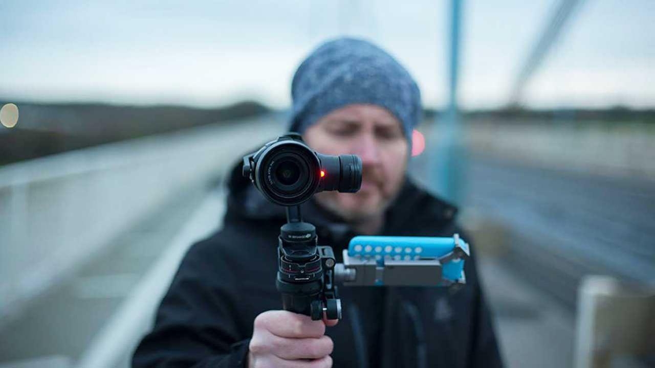 Michał Iwanowski dokumentuje swoją wędrówkę (fot. fb/Michal Iwanowski)