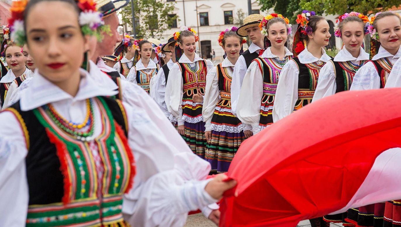 Prezydent odpowiedział na zarzuty, w których mógł dopuścić się dyskryminacji na tle narodowościowym(fot. arch.  PAP/Wojtek Jargiło)