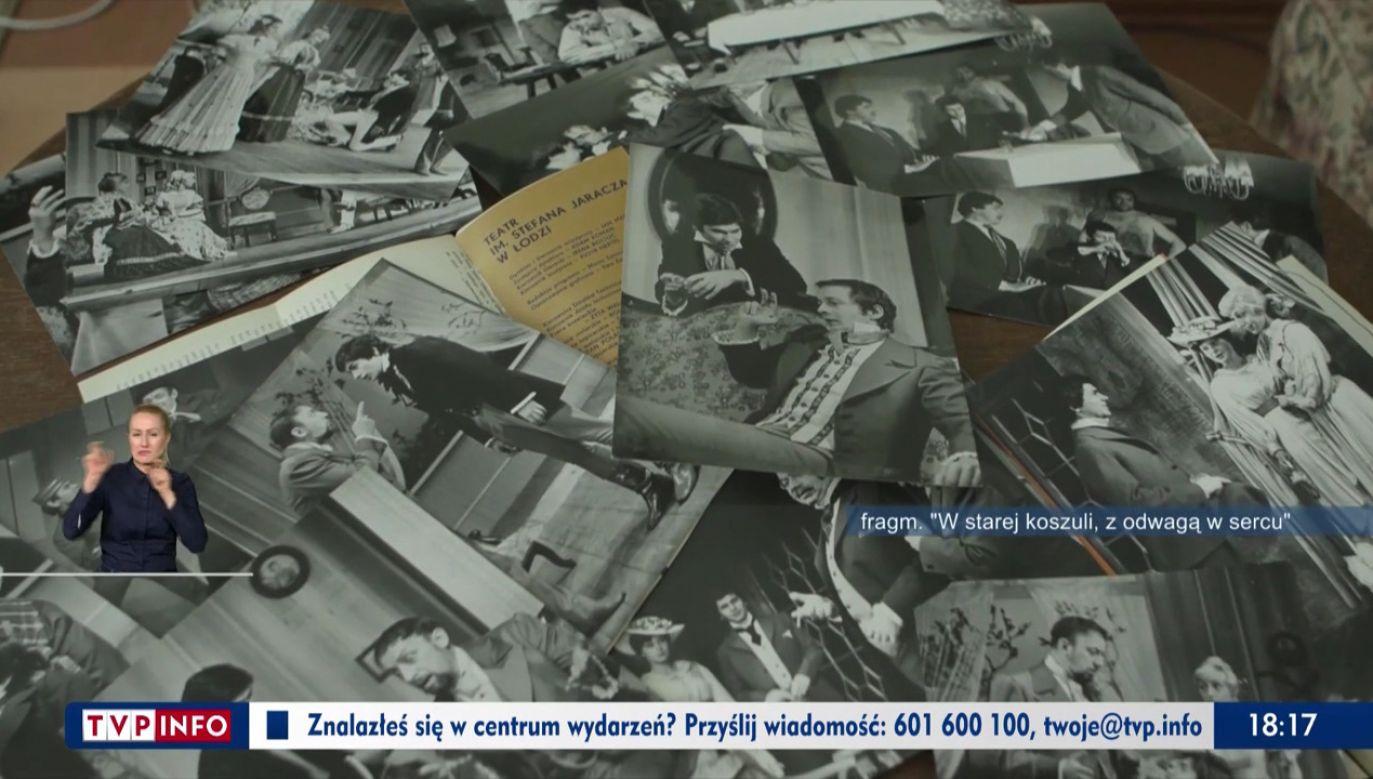 Pomysłodawcą produkcji był dziennikarz Mateusz Magdziarz, dyrektor TVP3 Opole (fot. TVP)