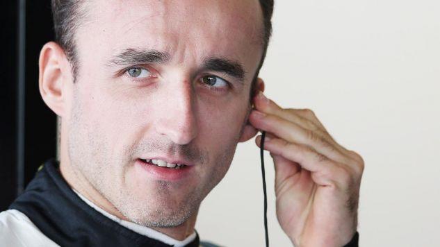 Robert Kubica (fot. Charles Coates/Getty Images)
