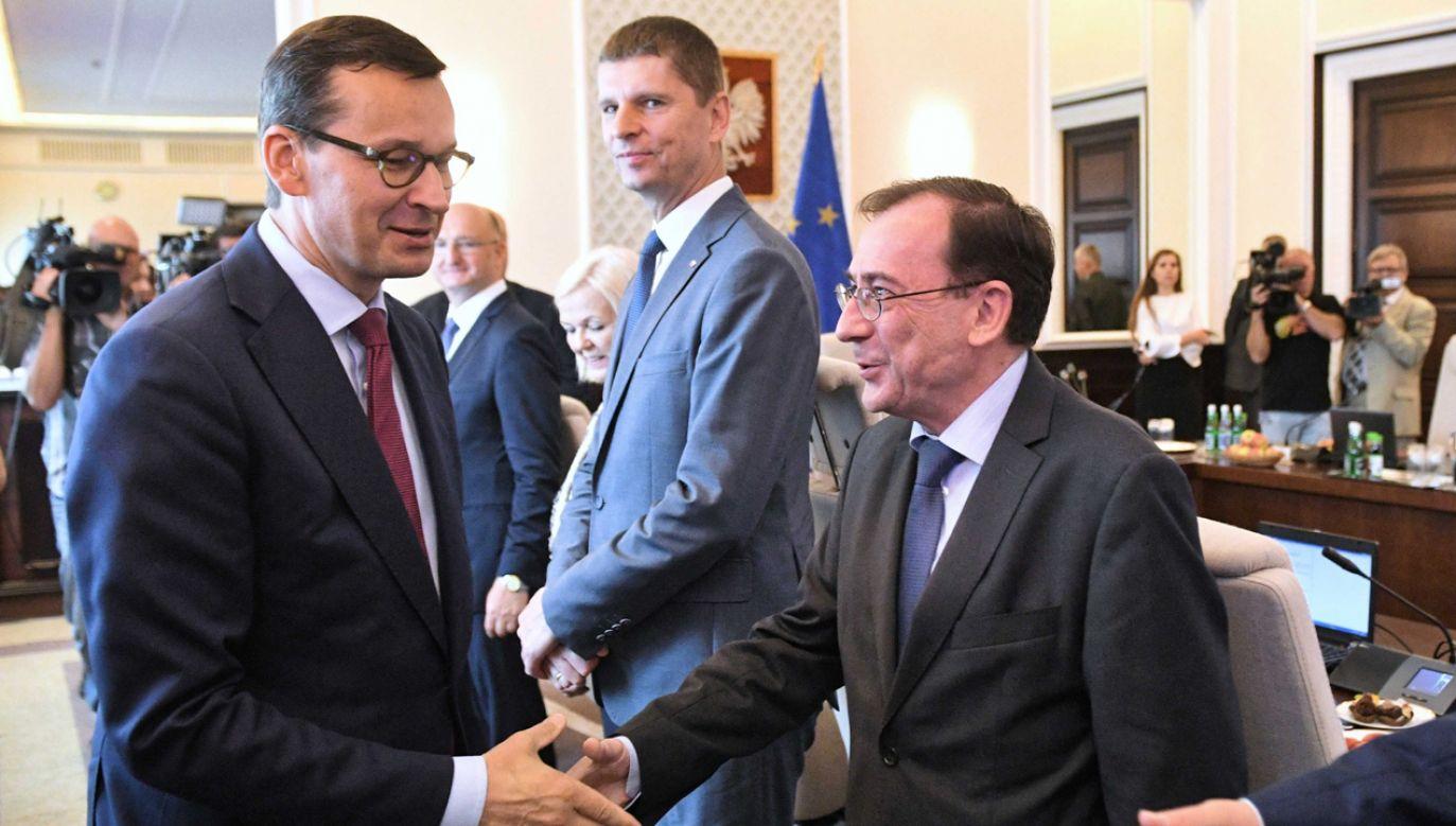 Rada Ministrów zbierze się jak zwykle we wtorek (fot. PAP/Radek Pietruszka)