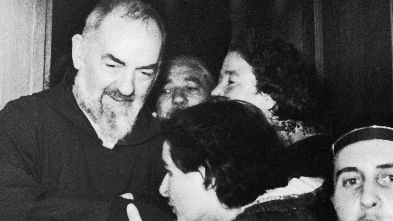 Ostatnie dni życia o. Pio spędził w Apulii we Włoszech (fot.  Keystone-France/Gamma-Keystone/Getty Images)