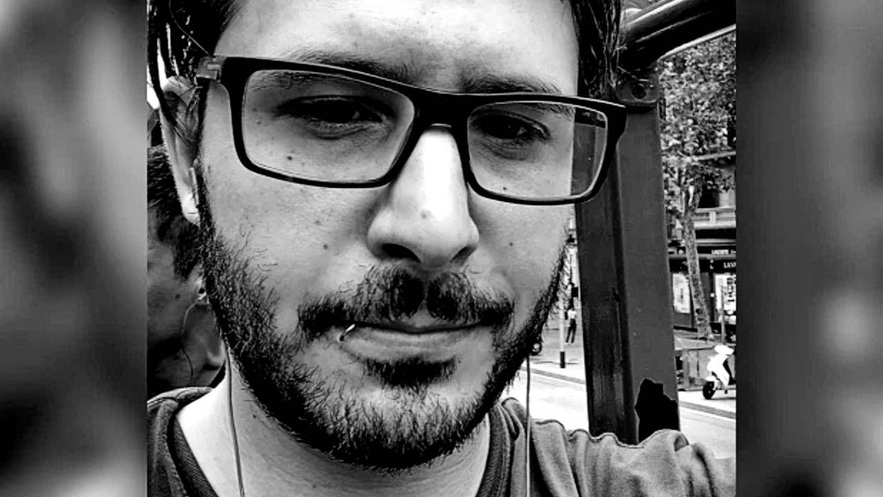 Alexander Serpico miał 41 lat (fot. FB)