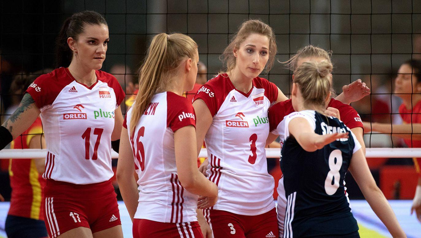 Na mistrzostwach Europy nasze zawodniczki wywalczyły czwarte miejsce (fot. arch.PAP/Grzegorz Michałowski)
