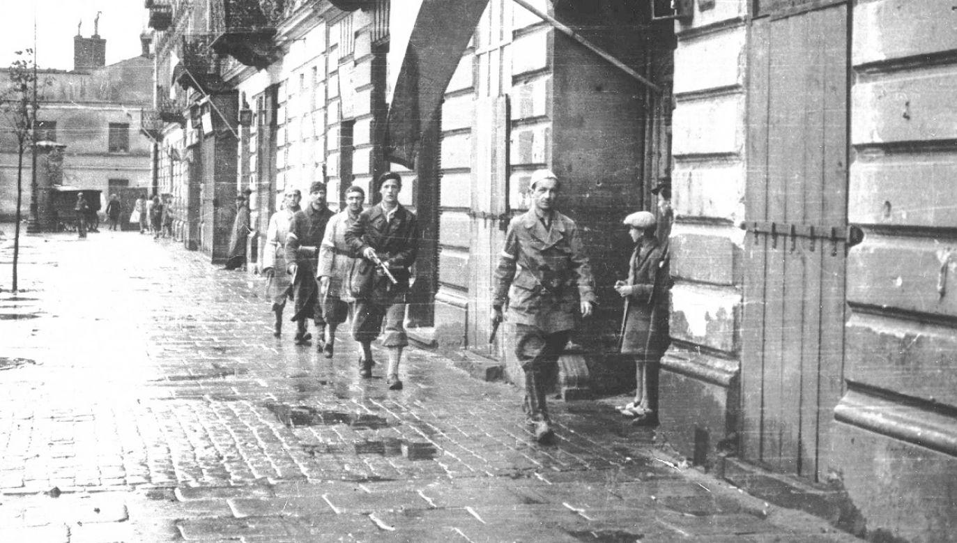 Powstanie Warszawskie trwało 63 dni (fot. Wikipedia)