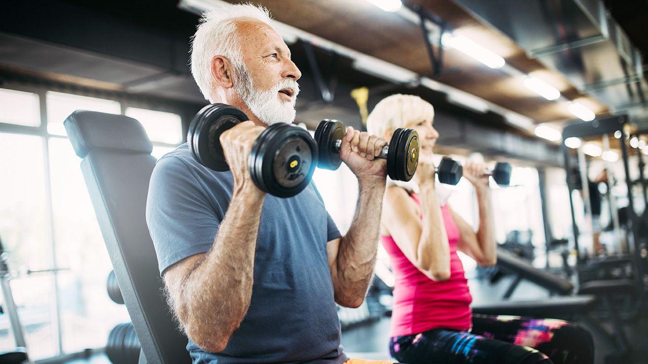Badania naukowców na temat aktywności fizycznej (fot. Shutterstock)