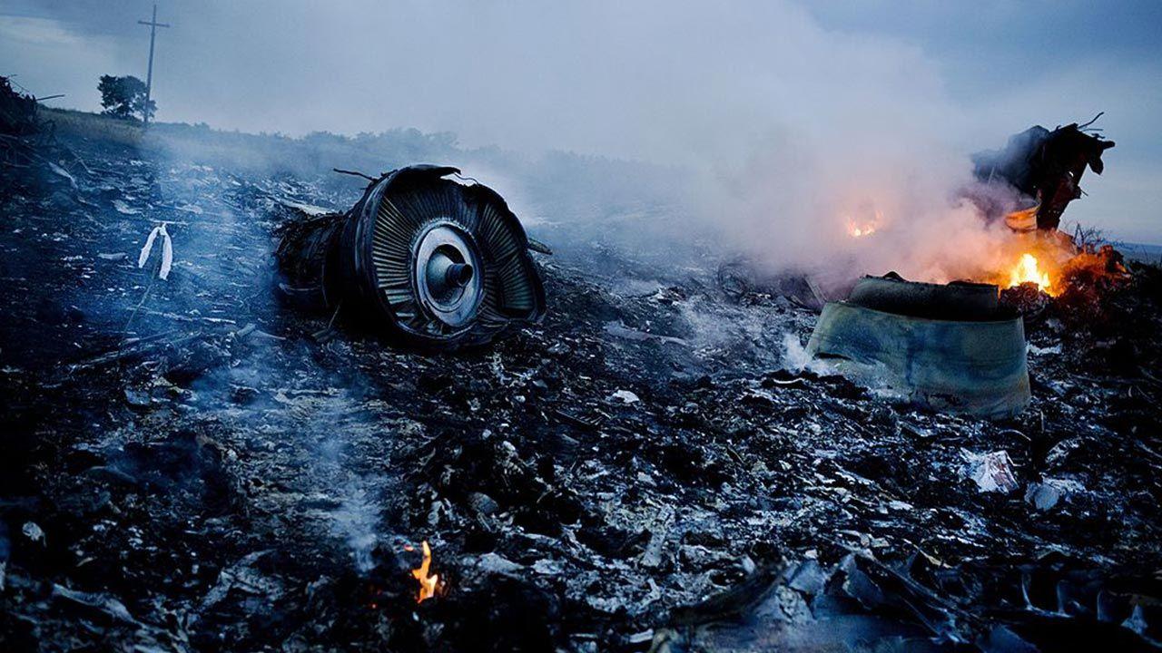 W katastrofie samolotu zginęło 298 osób na pokładzie, w tym prawie 200 Holendrów (fot. Pierre Crom/Getty Images)