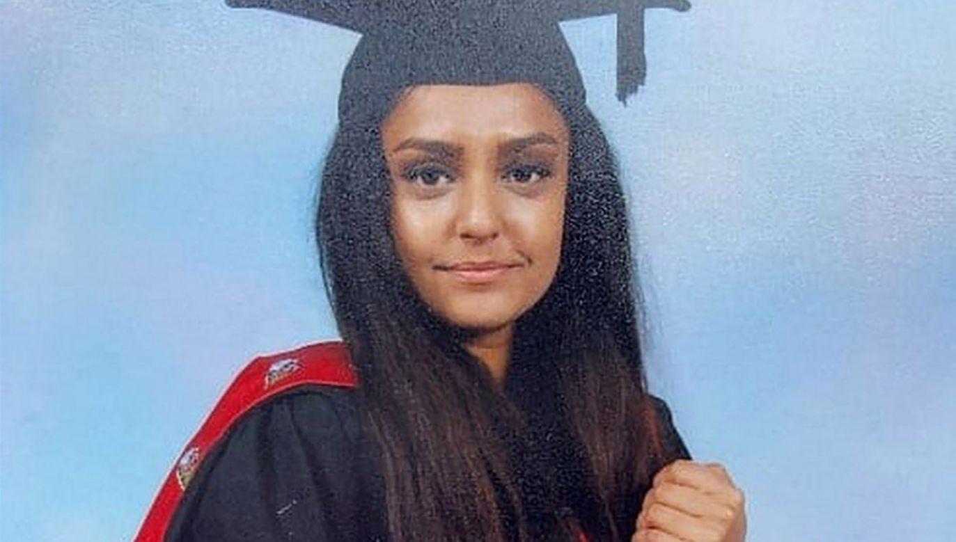 Sabina Nessa (fot. MET Police)