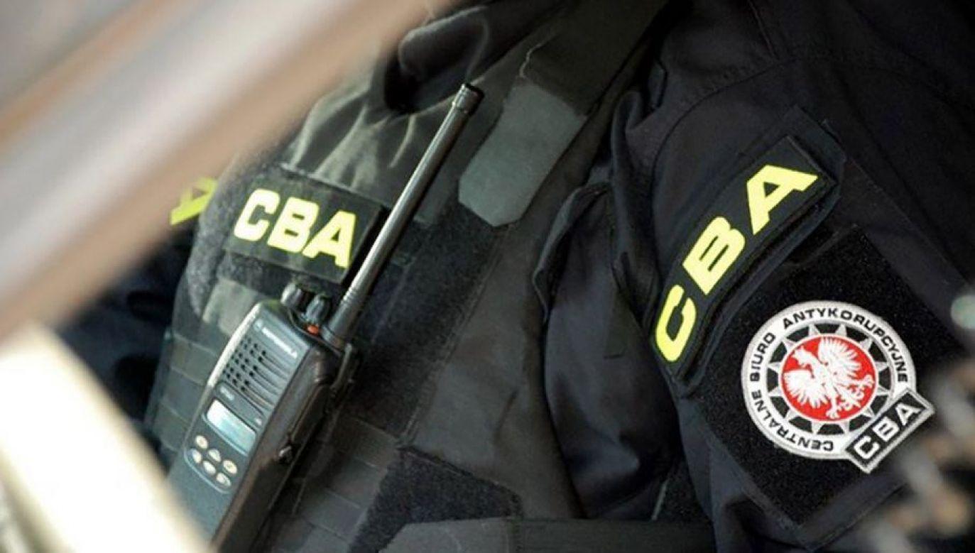 Do awarii stacji osuszania odpadów w Koziegłowach doszło jeszcze w marcu (fot. CBA)